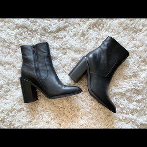 Sol Sana Black Booties
